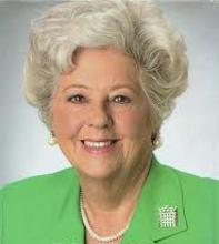 Betty Boothroyd OM – DBA speak...